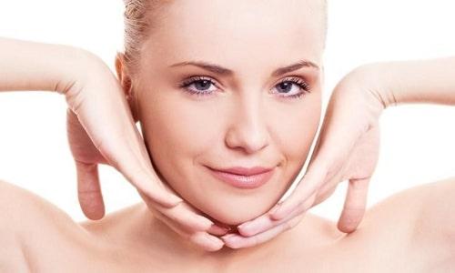 massage tan mỡ mặt
