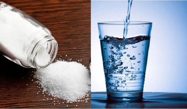 giảm béo bằng nước lọc
