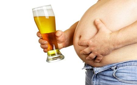 Nguyên nhân gây béo bụng 1