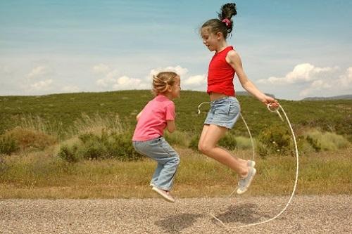 nhảy dây có tăng chiều cao không