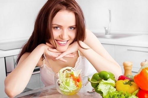 Chế độ giảm cân mà chị em hay mắc sai lầm khi áp dụng3
