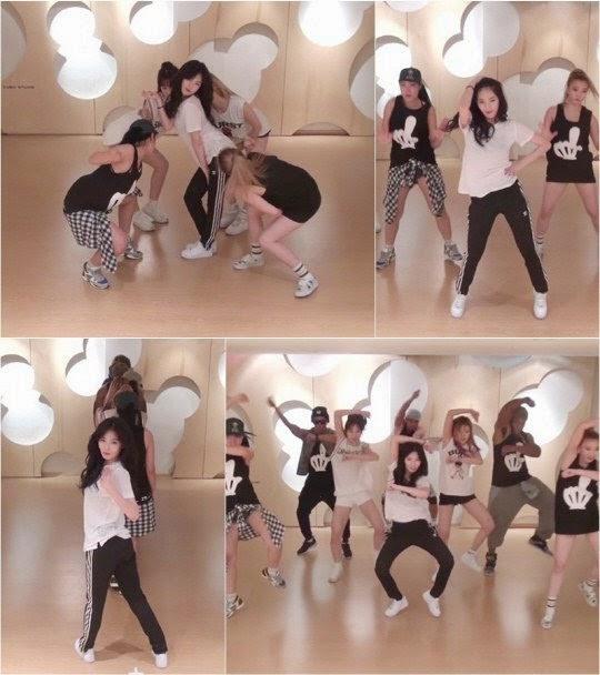 Chế độ tập luyện giảm cân của HyunA