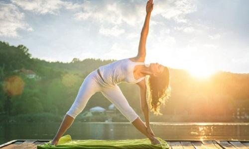 Tập Yoga lúc nào