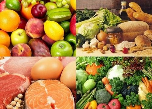 thực phẩm giảm béo phì