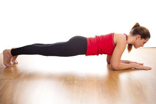 Hướng dẫn bài tập Yoga giảm cân nhanh tại nhà cho chị em5