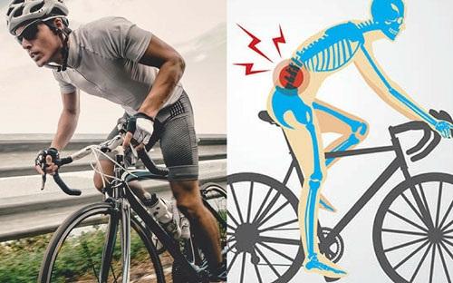 tư thế đạp xe giảm mỡ bụng