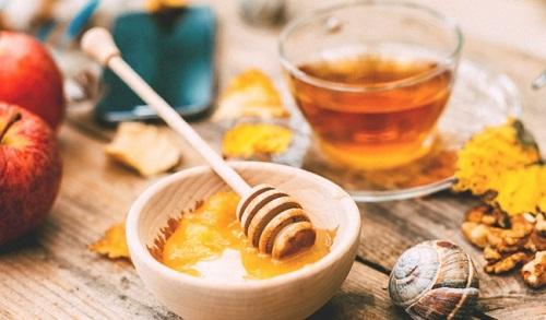 uống dấm táo mật ong buổi sáng